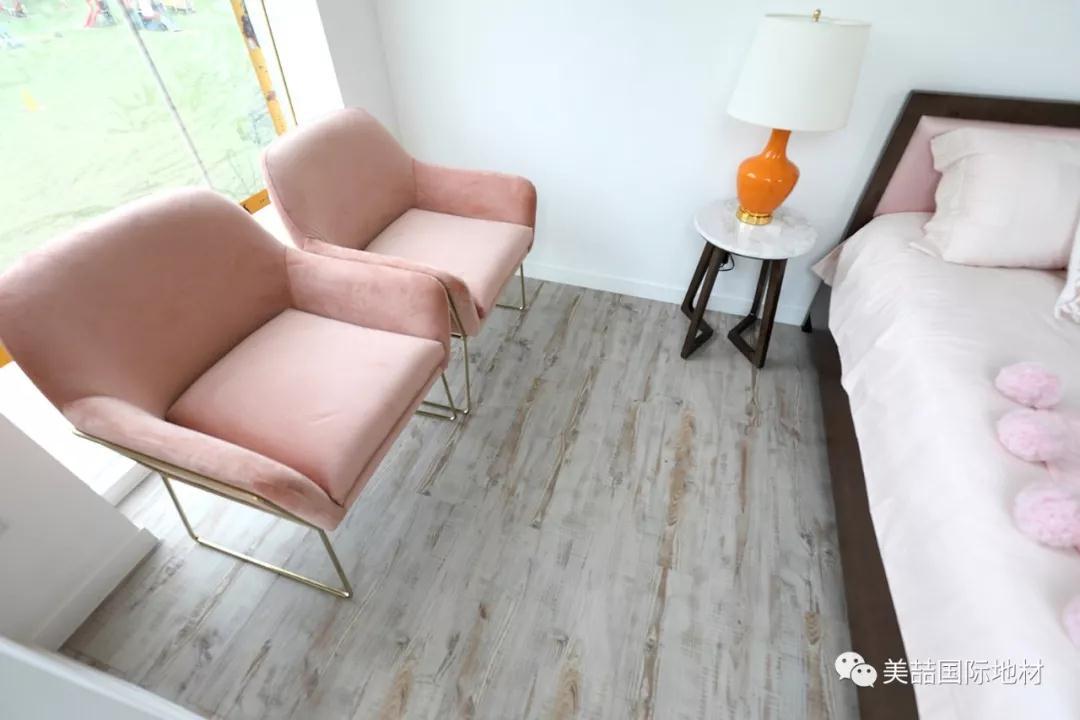 美喆石塑地板